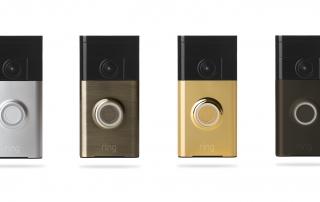 America's Best Alarms Ring Video Doorbell